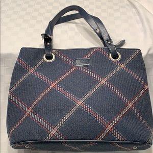 Ness Scotland Plaid Handbag
